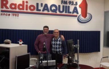 Radio L'Aquila 1, un calcio al terremoto