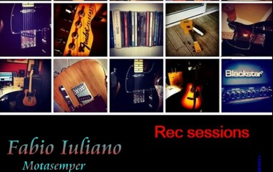 Rec Sessions tra studio e presa diretta