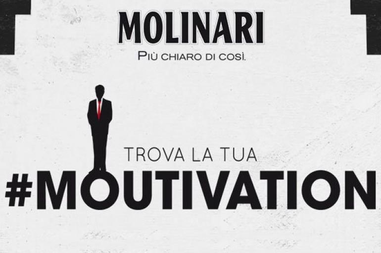#Moutivation – Partecipa al concorso di Molinari e vinci un viaggio