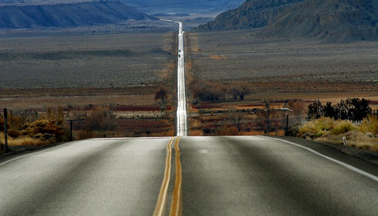 The long road, il senso dell'andare