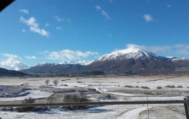 Rocca di Mezzo, Mondiali di sci: scozzesi i primi a sbarcare