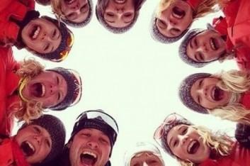 Scatti dai Mondiali studenteschi di sci