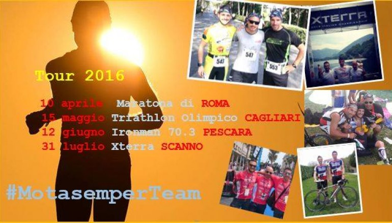 #Motasemperteam tour 2016 – il video