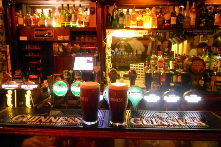 Dirty old town, Dublino al tempo di St. Patrick