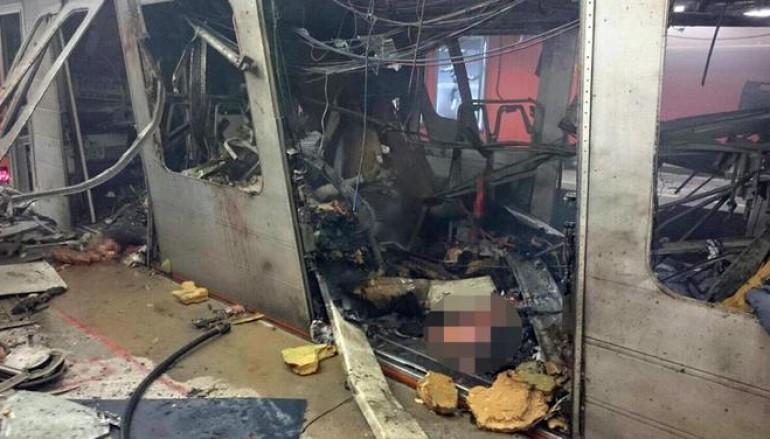 Bruxelles sotto attacco, bombe in metro e aeroporto