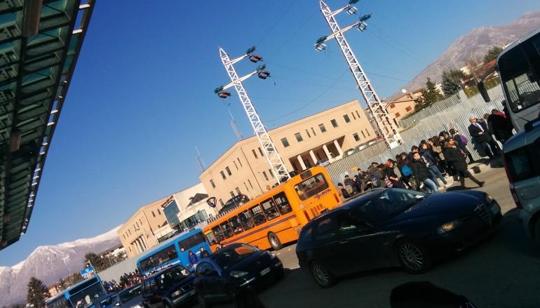 Stazione di Avezzano, mille storie su un binario