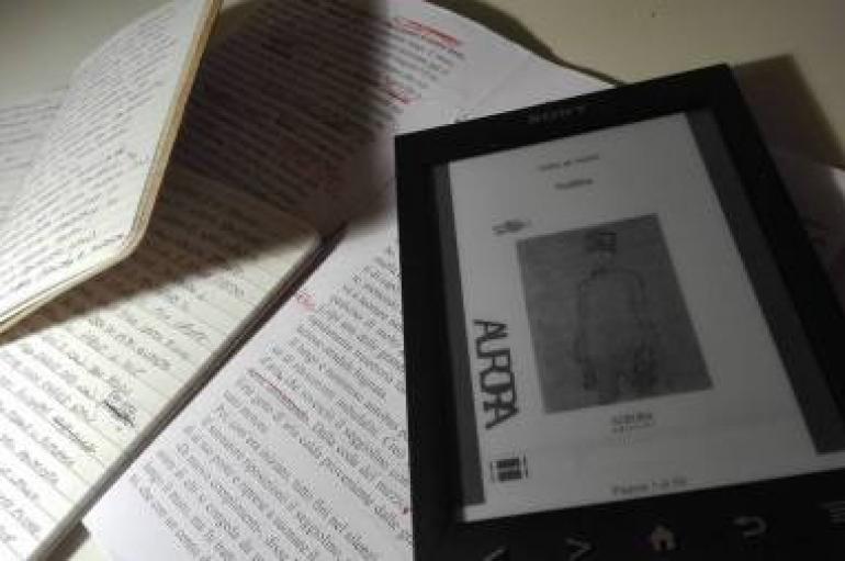 Nebbia, il racconto di Oddo De Santis per Aurora edizioni