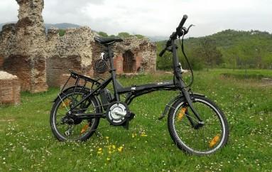In bici e in treno lungo la Valle dell'Aterno