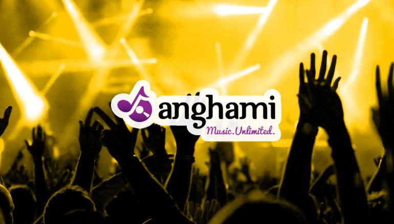 Rec Sessions anche su Anghami lo store del Nord Africa e il Medio Oriente
