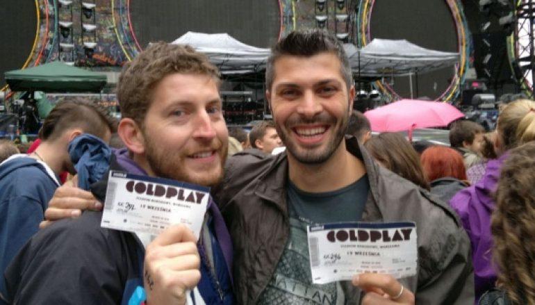 Marco e Giuseppe dall'oratorio ai Coldplay uniti dalla musica