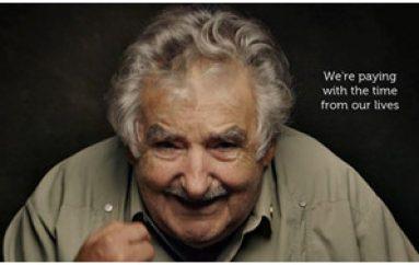 #Human Mujica: el tiempo de vida