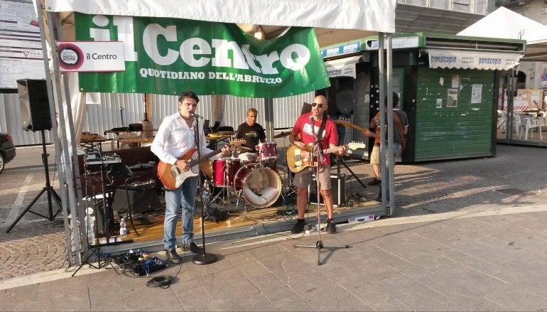 Jam session al Festival della Partecipazione