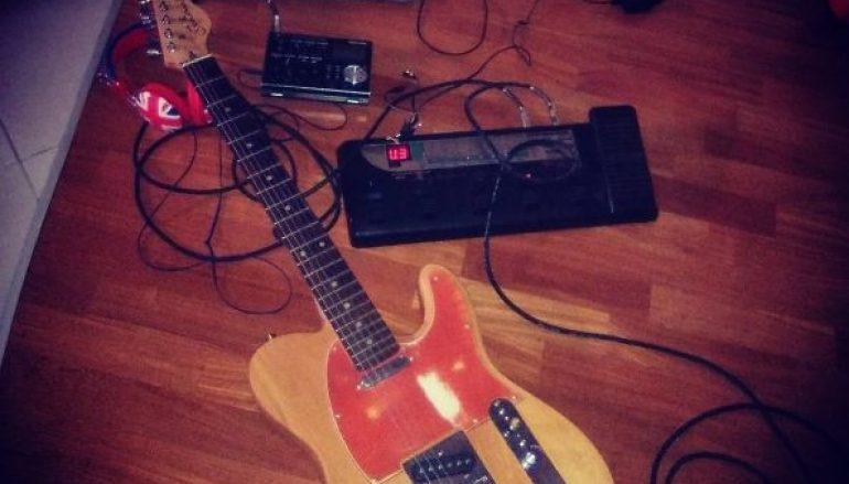 Rec studio sessions