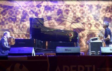 Solidarietà a ritmo di jazz, dall'Aquila 160 chili di amatriciana