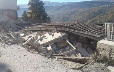 Ancora una scossa nel centro Italia, 6.5 di magnitudo