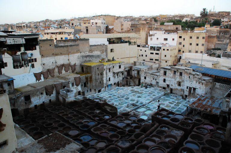 La luna nel labirinto di Fez