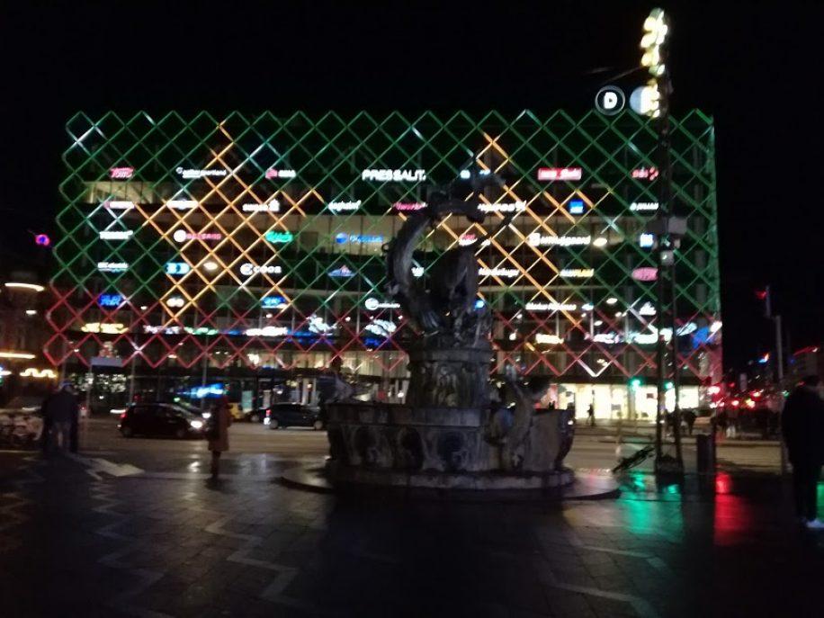 Copenaghen e Malmo, le luci i Natale