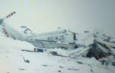 Campo Felice, sei morti nell'elicottero del 118 precipitato dopo un soccorso