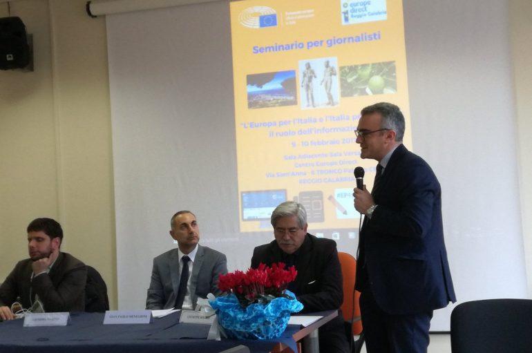 Il Parlamento europeo si racconta a Reggio Calabria: live tweeting #Ep4you