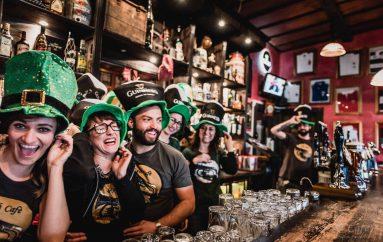 Irish cafè, musica e birra per esorcizzare l'incubo del sisma