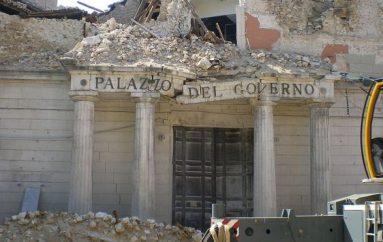 Terremoto 2009, il memoriale delle vittime