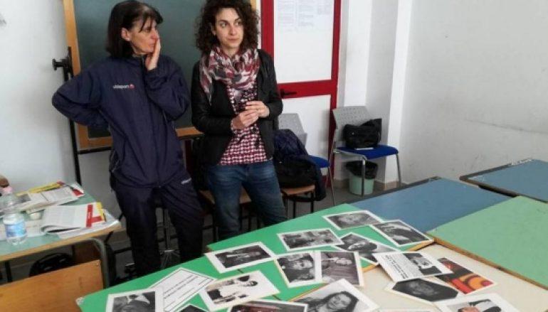 In Calabria, a scuola sui terreni confiscati
