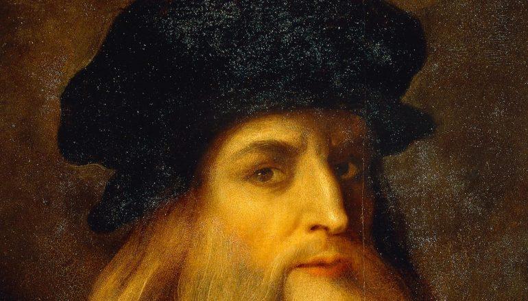 """Leonardo in Abruzzo: """"In quei disegni c'è L'Aquila"""""""