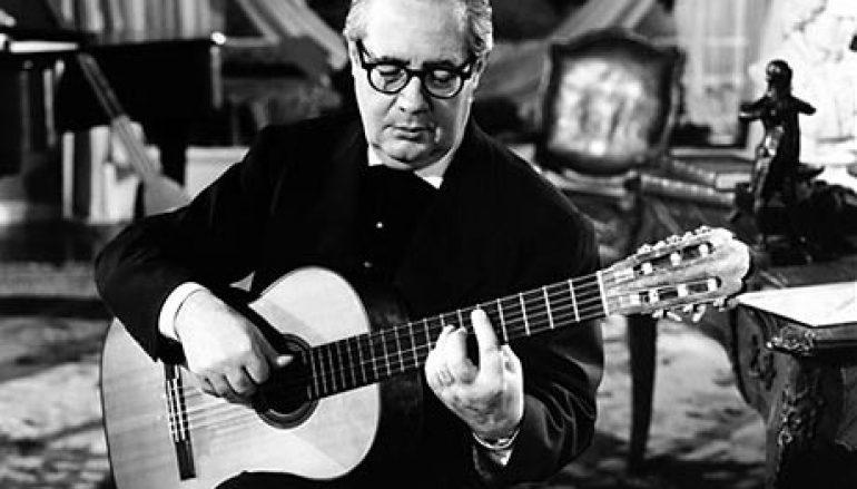 Omaggio a Segovia all'Aquila con quattro solisti di chitarra
