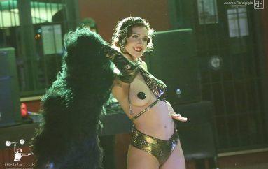 Le suggestioni del Burlesque tra le notti aquilane