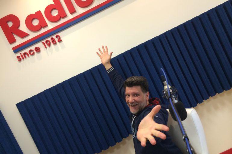 Radio L'Aquila 1, collegamenti da Bruxelles