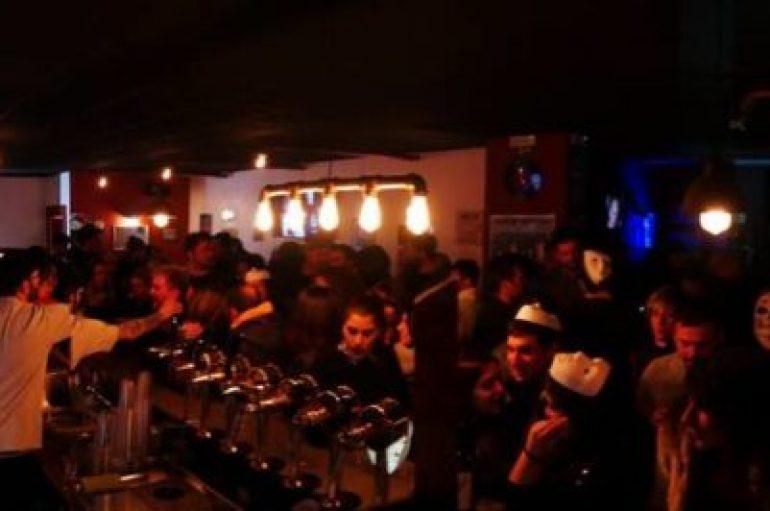 Bar crawl e dintorni: L'Aquila, Sofia e Barcellona