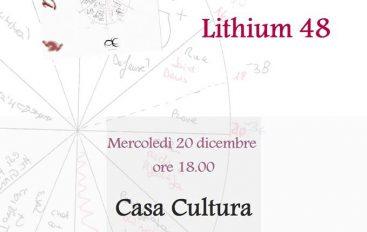 Onna, Lithium 48 alle iniziative di fine anno