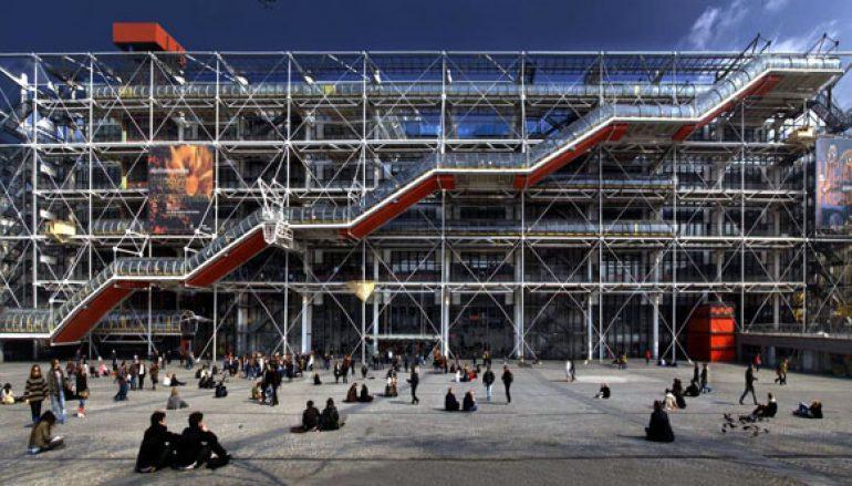 Lithium 48: le scarpe del Centre Pompidou