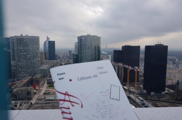 Parigi, Ascoli e Ladispoli: le nuove tappe di Lithium 48