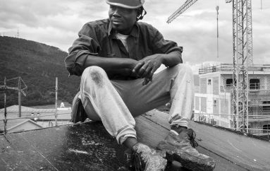 Martin, L'Africa e il sogno di guidare un bus