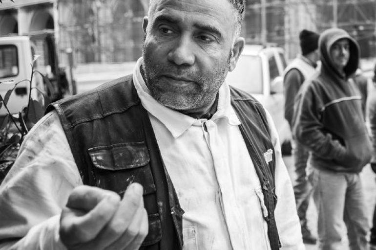 Dall'Aquila al Cairo: le mani aperte di Fawzy