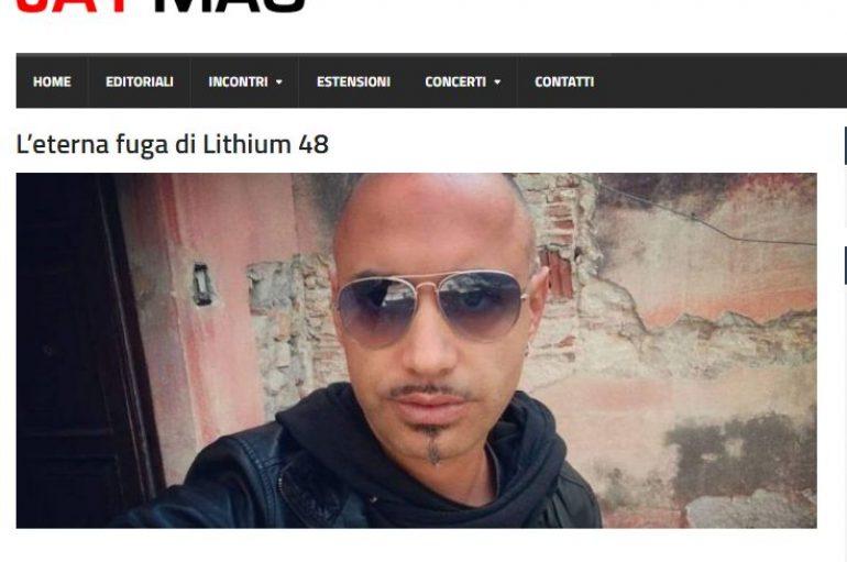 Lithium 48: l'eterna fuga su Jay Mag