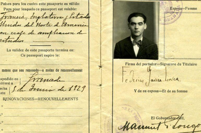 Euterpe: Lorca e l'alba di New York