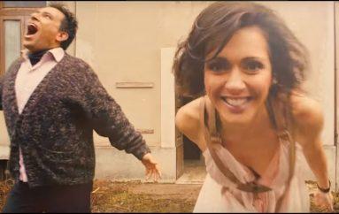 Simona Molinari videoclip aquilano per Maldamore
