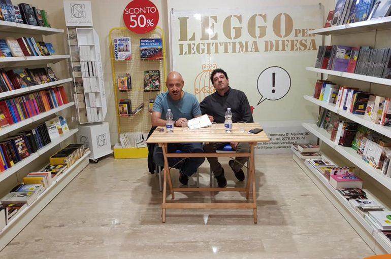 """Sora, Giuseppe Tomei presenta """"Io non c'ero"""""""