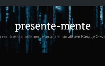 Salute mentale: nasce il blog presente-mente