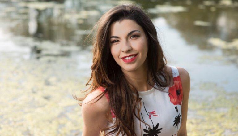 Claudia Conte, dal palco alla penna: amo gli opposti