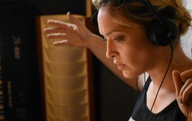 Carolina Crescentini: recitare è un'arte musicale