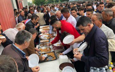 Sapori balcanici e mediorientali per la fine del Ramadan