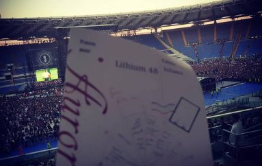 Lithium 48 welcomes Pearl jam in Rome