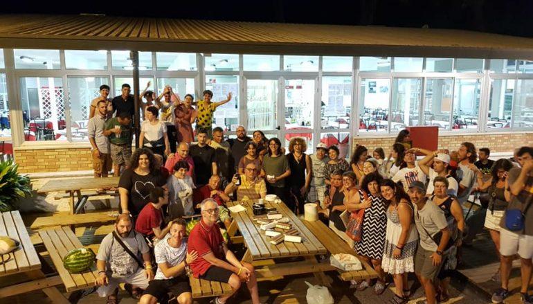 Ravenna, brindisi per la Comunità XXIV luglio
