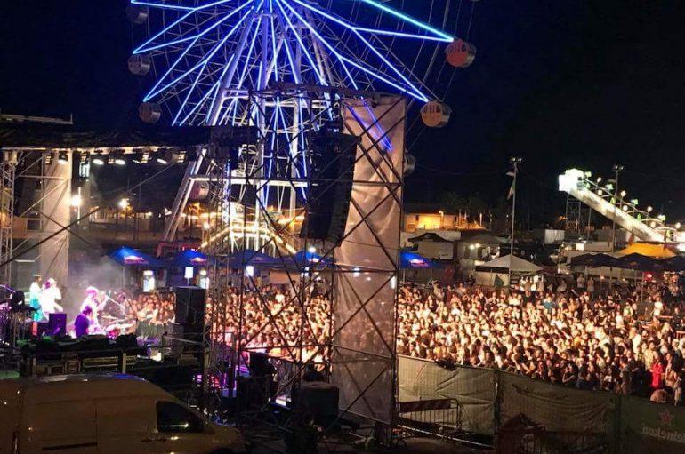 Pescara, notte bianca: vera festa di strada