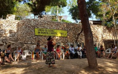 Lampedusa, Amnesty Summer Lab