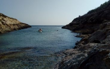 Girodivite: diario di viaggio  a Lampedusa