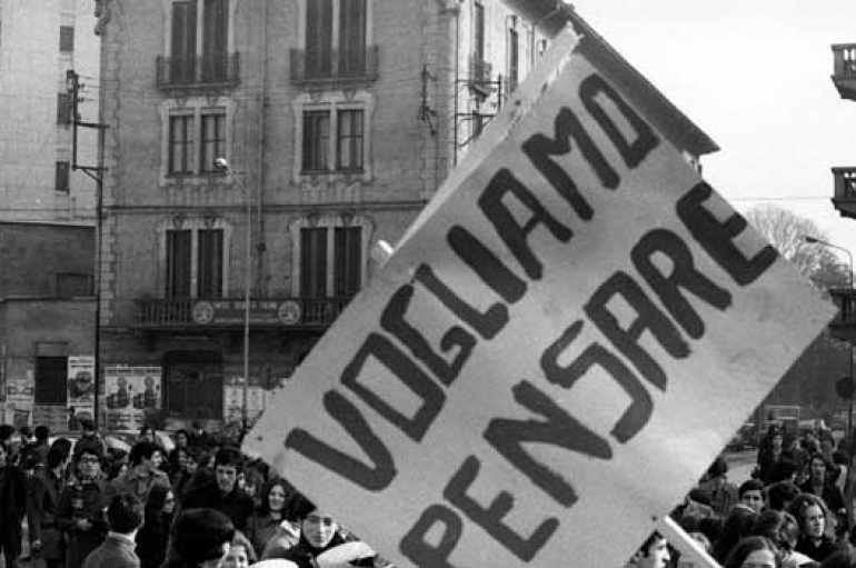 """""""Cantieri del pensiero libero"""", scrittori a confronto"""